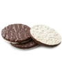 Passover Rice Cracker With Dark Chocolate - 3.1oz Pack