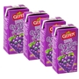 Grape Juice Box Drinks - 6.75 fl oz - 4-Pack