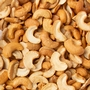 Roasted Unsalted Split Cashew Pieces