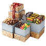 Passover Mosaic Golden Tower Gift Basket