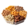 Sweet & Spicy Selection Nut 7 Section Gift Platter