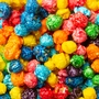 Rainbow Assorted Candy Coated Popcorn