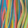 Zweet Filled Sour Ropes - Rainbow - 10oz Box