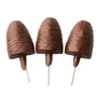 Passover Milk Chocolate Lolly Cones - 2oz Box