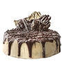 Gourmet Belgian Chocolate Covered Halva Cake