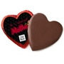 'For a Wonderful Mother' Dark Belgian Chocolate Message Heart