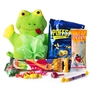 Camp Champ Frog Bath Scrubber Kids Gift Pack