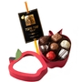 Rosh Hashanah Apple Box Gift Basket