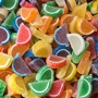 Fruit Slices Mini Assorted rainbow