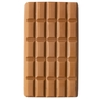Non-Dairy Decorating Chocolate Bar - Brown