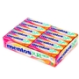 Mentos Sugar Free Two Layers Gum - Orange Raspberry