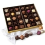 Oh! Nuts Gourmet Non-Dairy Chocolate Truffle Gift Box - 30CT