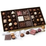 Oh! Nuts Gourmet Non-Dairy Chocolate Truffle Gift Box - 42CT