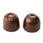 Hand Made Salty Caramel Parve Chocolate Truffles - 12 CT Box
