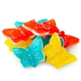 Colorful Gummy Butterflies