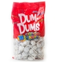 White Dum Dum Pops - Birthday Cake - 75CT