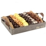 Wooden Chocolate & Nuts Line Up - Large