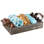 Wooden Baby Boy Pretzels Line Up - Medium