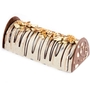 Hand-Crafted Decorative Halva Chocolate Log