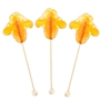 Rosh Hashanah Honey Bee Lollipops - 4CT
