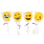 Fun Emoticon Lollipops - 24CT Box