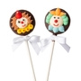 Hand-Crafted Decorative Purim Mini Pops