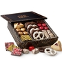 Purim Chocolate Collection Decorative Tin Gift Basket Mishloach Manos