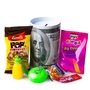 Purim Kids Change Coin Holder Gift Mishloach Manos - 8 Pack