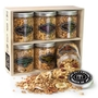 Oh! Nuts® Healthy Granola Gift Box - 6 Flavor Jars