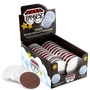 Nut-Free Dark Chocolate Silver Medallions - 24CT Box
