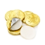 Hanukkah Pineapple Taffy Gelt Gold Coins - 6.10oz Bag