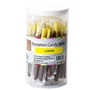 Yellow Reception Candy Sticks - Chocolate Lemon