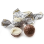 Senior Passover Milk Chocolate Truffle Bonbon - White