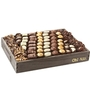 Wooden Chocolate Truffles Line Up - Large 14