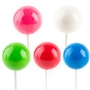 Giant Jawbreaker Lollipops - Assorted - 5CT