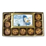 Hanukkah Large Chocolate Gift Box