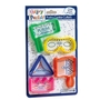 5-Pc. Purim Plastic Cookie Cutters