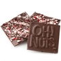 Oh! Nuts Peppermint Dark Chocolate Bark Square