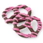 Chocolate Covered Pretzels with Pink Suger - 10CT Box