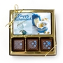 Hanukkah Small Chocolate Gift Box