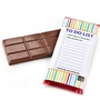 'To Do List' Chocolate Bar