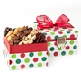 Christmas Snack Jovial Dot Gift Box