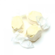 Off White Salt Water Taffy - Eggnog