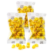 Popcorn Snack Pack  Yellow Candy Coated