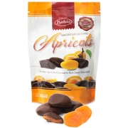 Bartons Dark Chocolate Covered Apricots - 6oz Bag