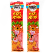 1.75 oz Sour Sticks - 6PK