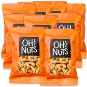 Roasted Salted Cashews Snack Packs - 12PK