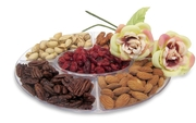 Sectional Nuts Tray - Israel Only