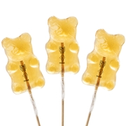 Honey Sugar Bear Lollipop