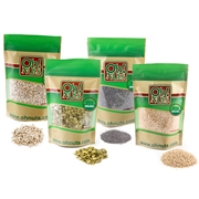 USDA Organic Nuts & Seeds Healthy Pack